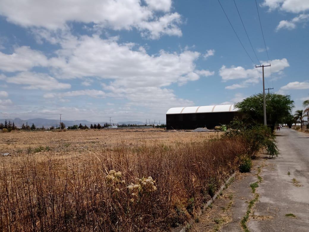 Foto Terreno en Venta en  Parque Ecológico Industrial Santa Lucia,  León  Terrenos en VENTA Parque Ecológico Industrial Santa Lucía