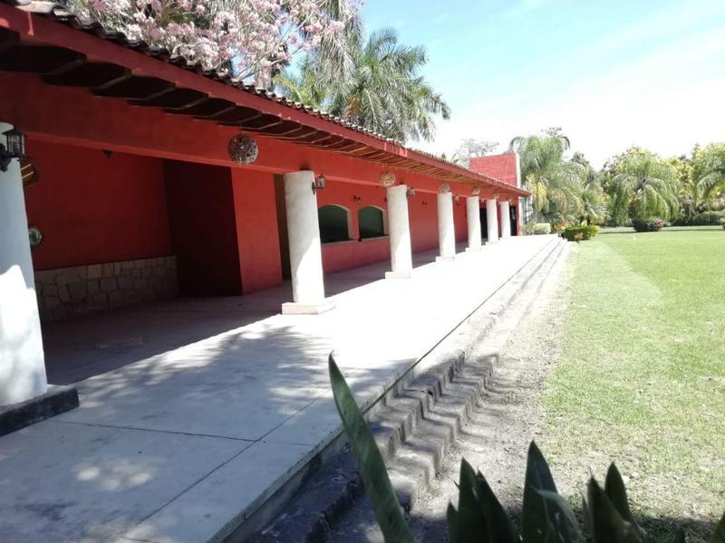 Foto Finca en Venta en  Las Palmas,  Cuernavaca  Rancho en Puente de Ixtla