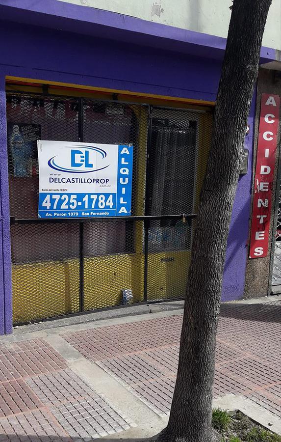 Foto Local en Venta | Alquiler en  San Fernando ,  G.B.A. Zona Norte  Brandsen al 2200