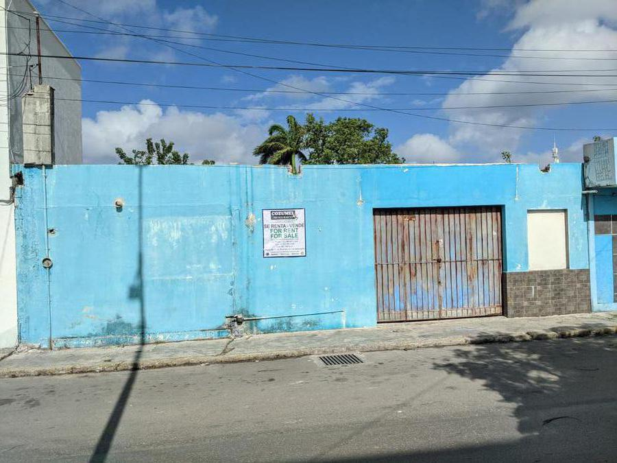 Foto Local en Renta | Venta en  San Miguel,  Cozumel  Local CAPITAN  Ave 65 entre Calles 21 y 23