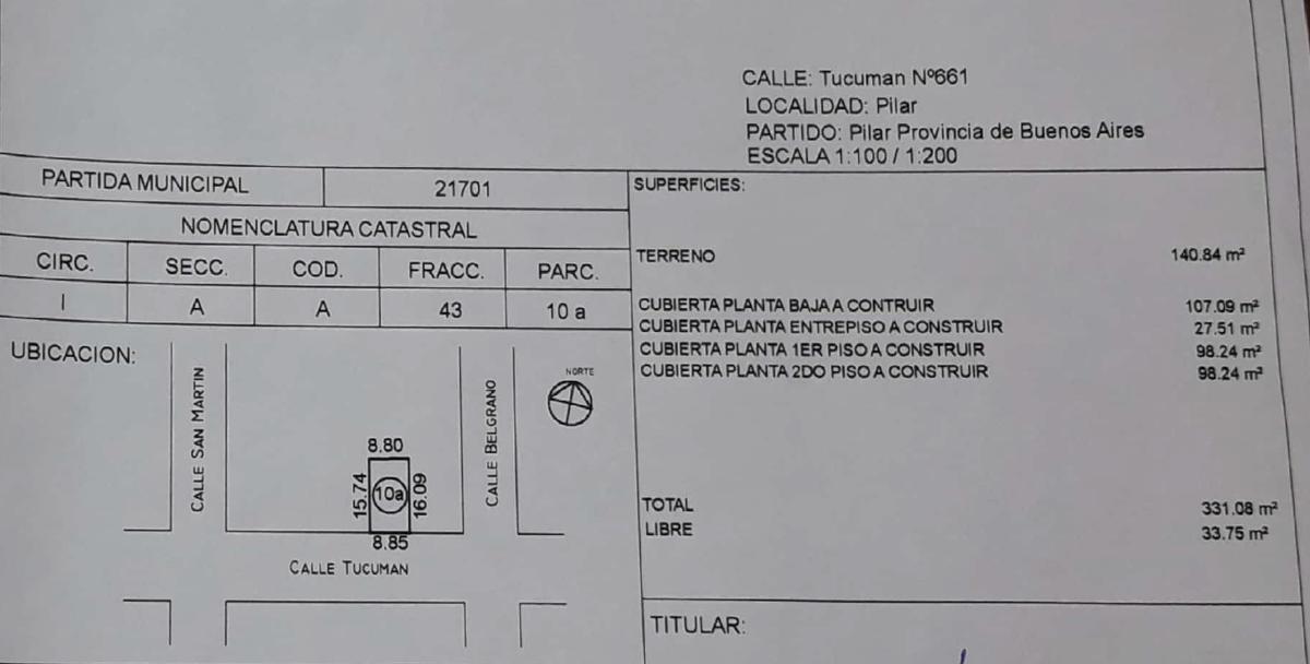 Foto Local en Alquiler en  Pilar ,  G.B.A. Zona Norte  Tucuman