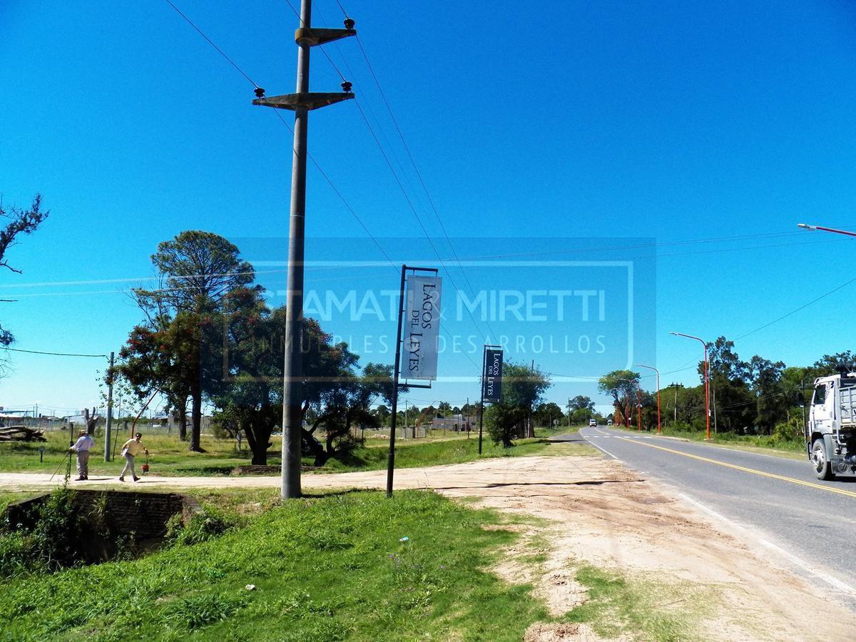 Foto Terreno en Venta en  Arroyo Leyes,  La Capital  Lote - Lagos del Leyes, Rut. n° 1, km 15,5