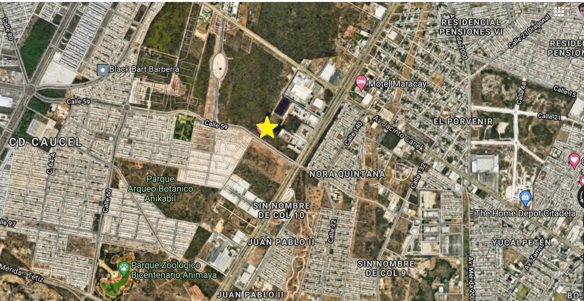 Foto Terreno en Renta en  Ciudad Caucel,  Mérida  Terreno en Renta, Merida, Caucel ¡Renta de terreno  desde 200 m2!