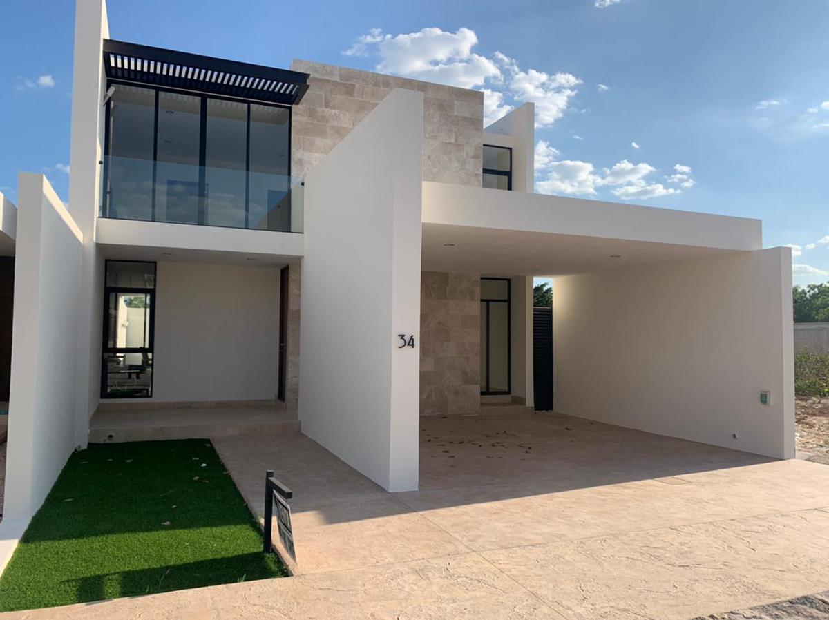 Foto Casa en Venta en  Temozon Norte,  Mérida  Casa en venta en Merida- Temozon norte- entrega inmediata