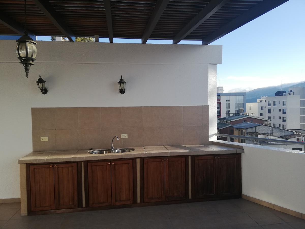 Foto Departamento en Venta en  El Batán,  Quito  Jardines de Batan