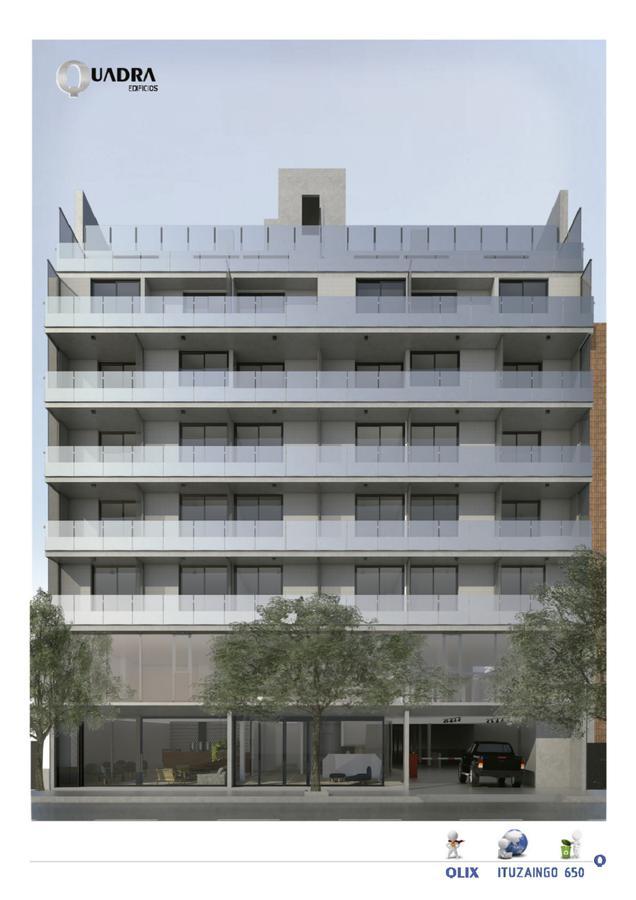 Venta cocheras Edificio Ituzaingo 650 opcionales con unidades - Abasto