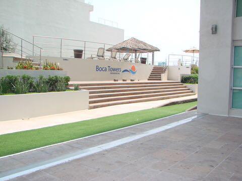 Foto Departamento en Renta en  Boca del Río ,  Veracruz  Departamento Amueblado Bocatower Boca del rio Alberca