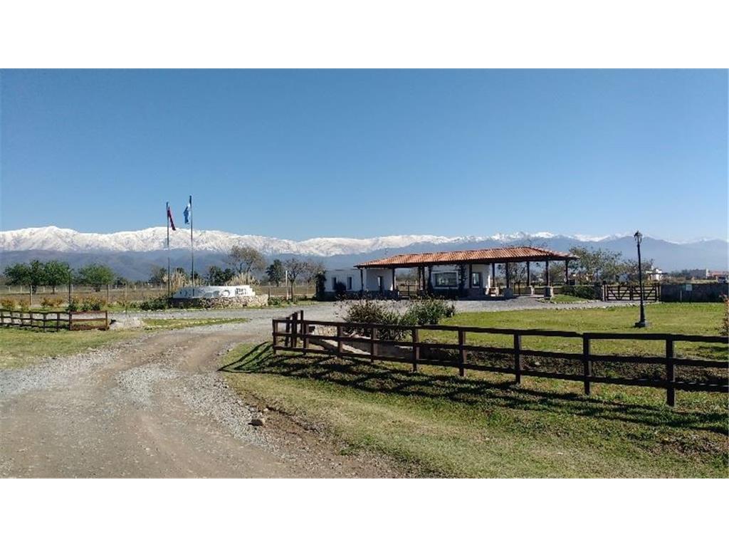 Foto Terreno en Venta en  Salta,  Capital  Club de campo Ojimoro