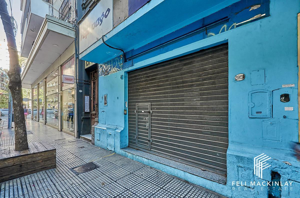 Foto Local en Alquiler en  Palermo ,  Capital Federal  BULNES 2026 - PALERMO (ZONA ALTO PALERMO)