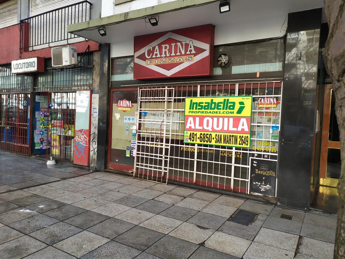 Foto Local en Alquiler en  Centro,  Mar Del Plata  Colon 2355, entre  Santa Fé y Corrientes