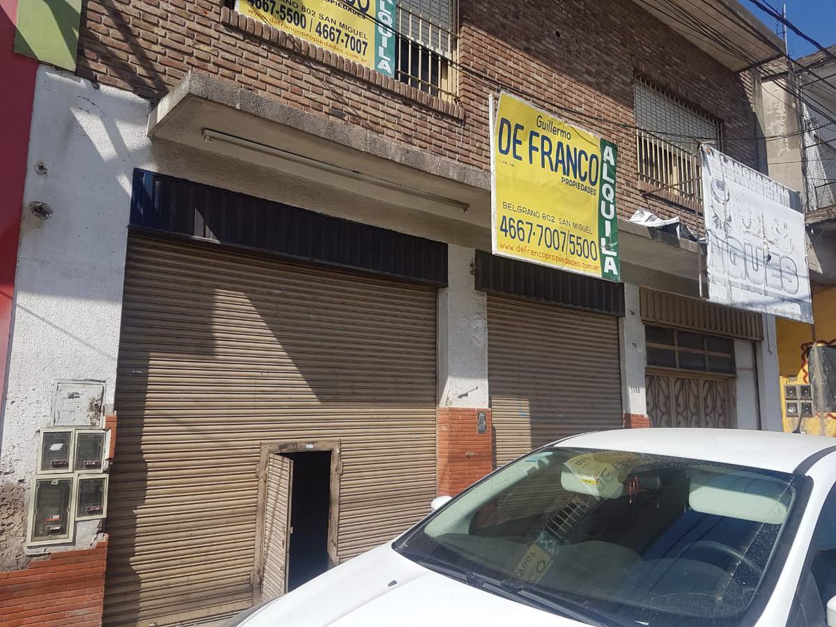 Foto Local en Alquiler en  Jose Clemente Paz,  Jose Clemente Paz  Hipolito Irigoyen  1065