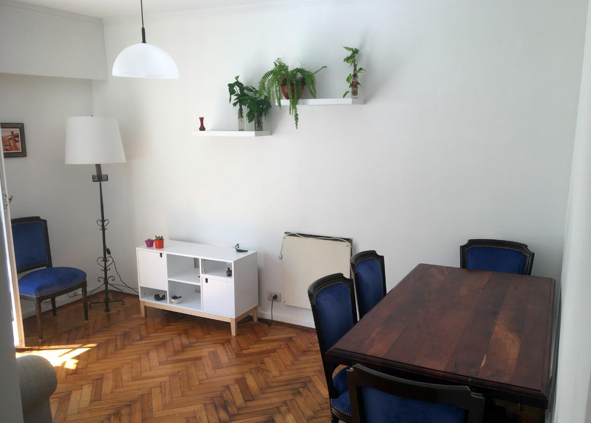 Foto Departamento en Alquiler temporario en  Palermo ,  Capital Federal  SALGUERO 1800 1°