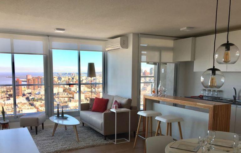 Foto Departamento en Venta en  Centro (Montevideo),  Montevideo  Apartamento 2 Dormitorios en venta, Barrio Sur