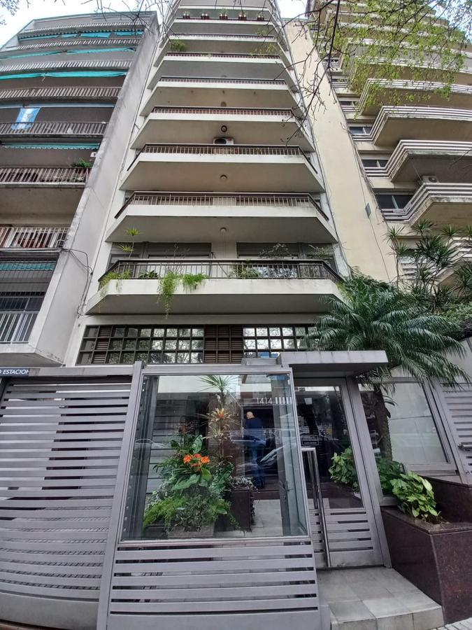 Foto Departamento en Alquiler en  Macrocentro,  Rosario  Bv. Oroño 1414 4º - Amoblado!