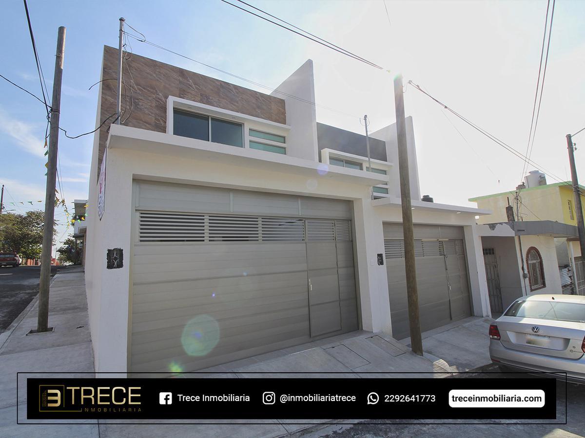 Foto Casa en Venta en  8 de Marzo,  Boca del Río  8 de Marzo