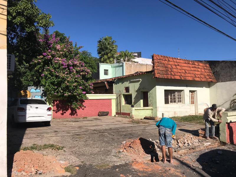 Foto Terreno en Alquiler | Venta en  Catedral ,  Asunción  Centro de Asuncion