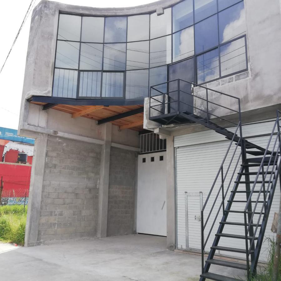 Foto Local en Renta en  Metepec ,  Edo. de México  BODEGA CON OFICINAS Y LOFT  EN RENTA SOBRE TORRES  A LA ALTURA DE TECNOLOGICO