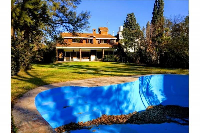 Foto Casa en Venta en  Robles del Monarca,  Pilar  Los Alamos  al 2500
