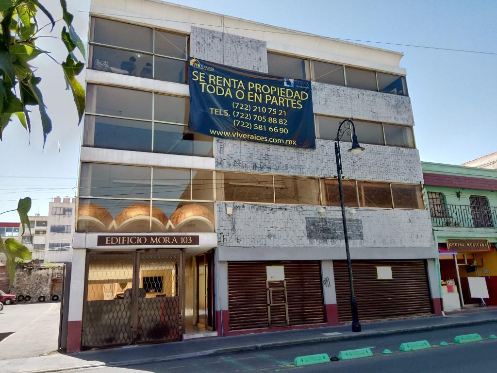 Foto Departamento en Renta en  Centro,  Toluca  DEPARTAMENTO en RENTA (2 recámaras) frente al TEATRO MORELOS en el centro de TOLUCA