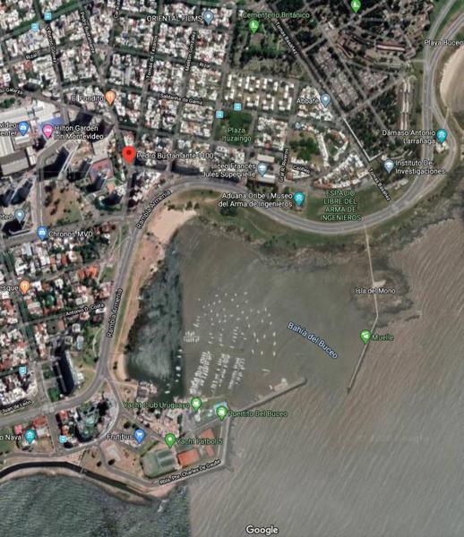 Foto Terreno en Venta en  Tres Cruces ,  Montevideo  PEDRO BUSTAMANTE  1
