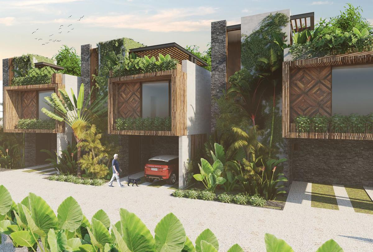 Foto Casa en Venta en  Tulum ,  Quintana Roo  La Villa de tus SUEÑOS - 3 Rec. SISTEMA LOCK OFF  y Jardín con Alberca Privada- Tulum