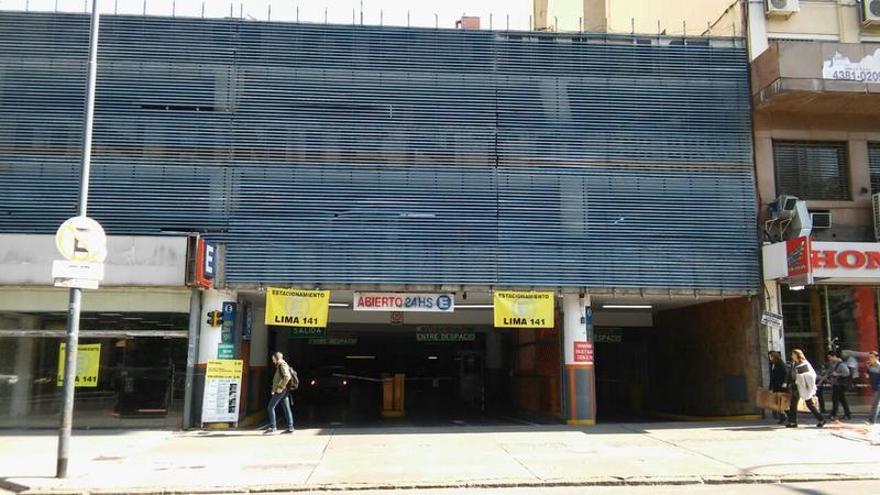 Foto Cochera en Alquiler en  Monserrat,  Centro  Lima al 100 entre Hipólito Yrigoyen y Alsina