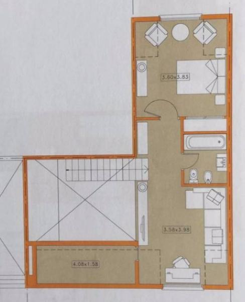 Foto Departamento en Venta en  Nordelta,  Countries/B.Cerrado  Chateau Nordelta. Avenida de los Lagos  al 3100.  Departamento 3 ambientes con balcón con parrilla. Cochera cubierta y baulera.