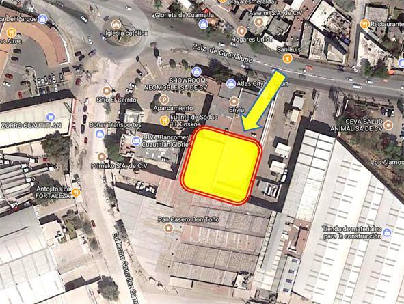 Foto Local en Renta en  Complejo Industrial Cuamatla,  Cuautitlán Izcalli  Local de 120m2 en Renta dentro de plaza comercial y sobre avenida principal