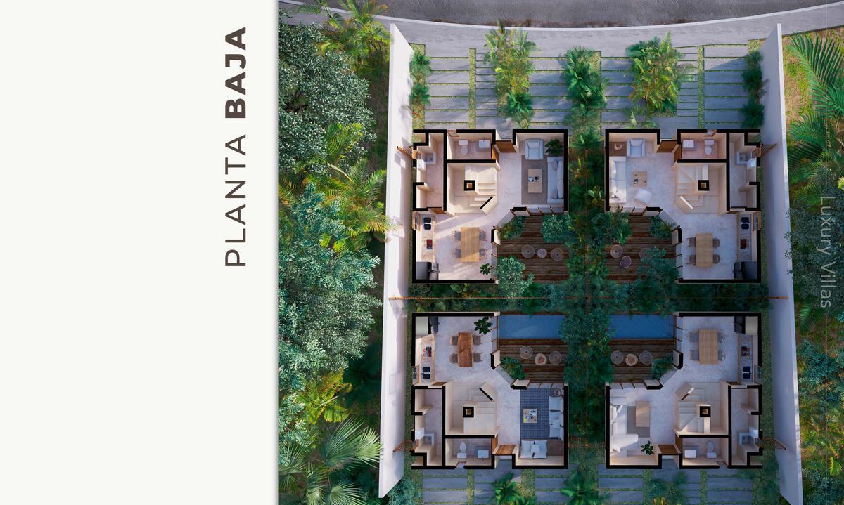Foto Casa en condominio en Venta en  La Veleta,  Tulum  Casa en venta Tulum