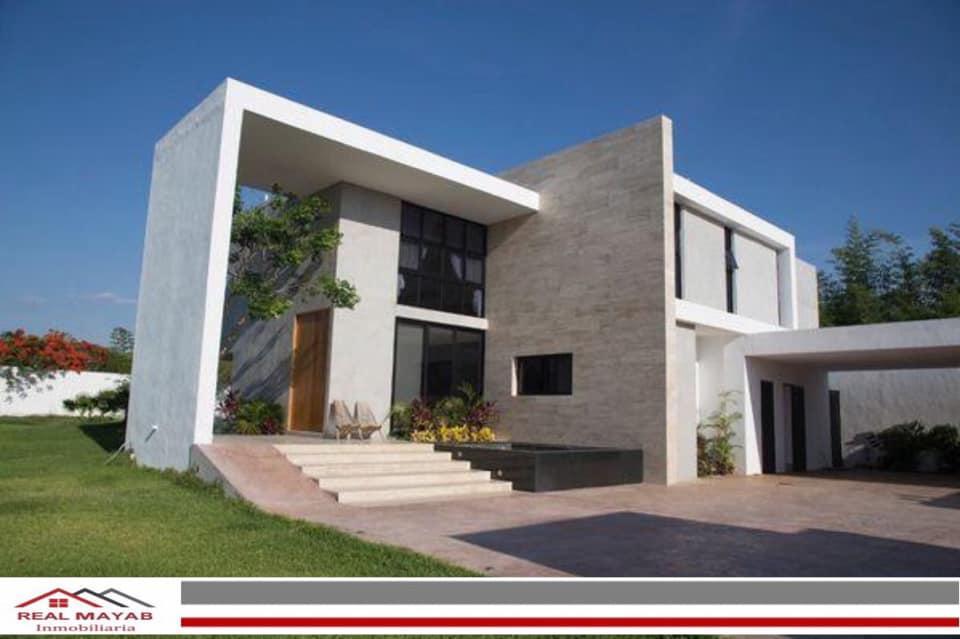 Foto Casa en Venta en  Mérida ,  Yucatán  Vendo hermosa residencia Premium en temozon norte