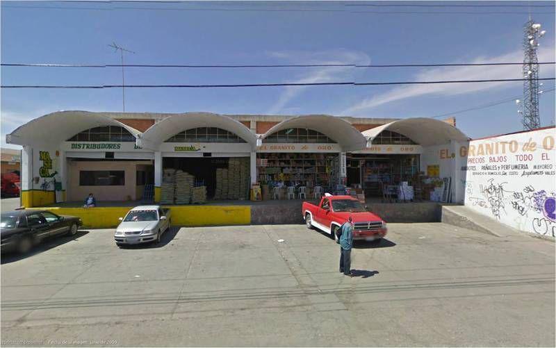 Foto Local en Venta en  Centro de Abastos,  San Luis Potosí  BODEGAS EN VENTA EN CENTRAL DE ABASTOS