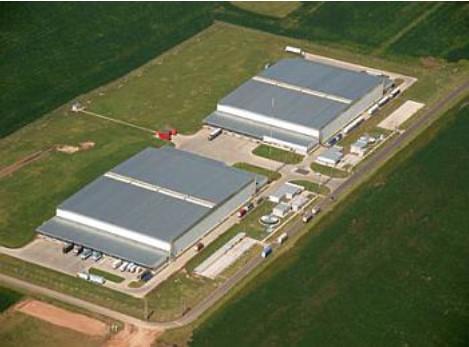 Depósito Parque Industrial Campana