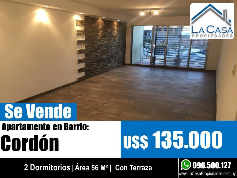 Foto Apartamento en Venta en  Cordón ,  Montevideo  Carlos Roxlo 1300