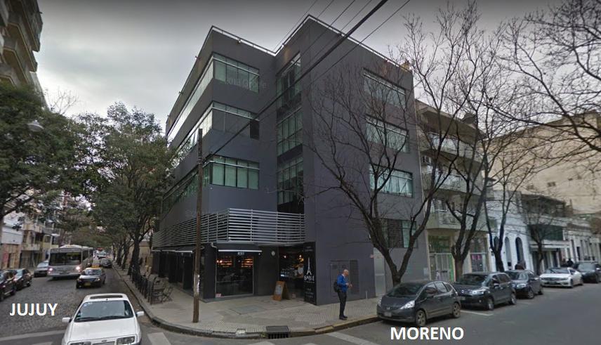 Foto Cochera en Venta |  en  Centro,  Rosario  Cochera en Pichincha - Jujuy 1981