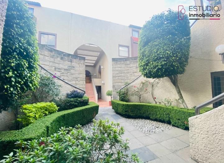 Foto Casa en Venta en  Lomas de Vista Hermosa,  Cuajimalpa de Morelos  TOWN  HOUSE  EN VENTA VISTA HERMOSA.provincial vista hermosa.