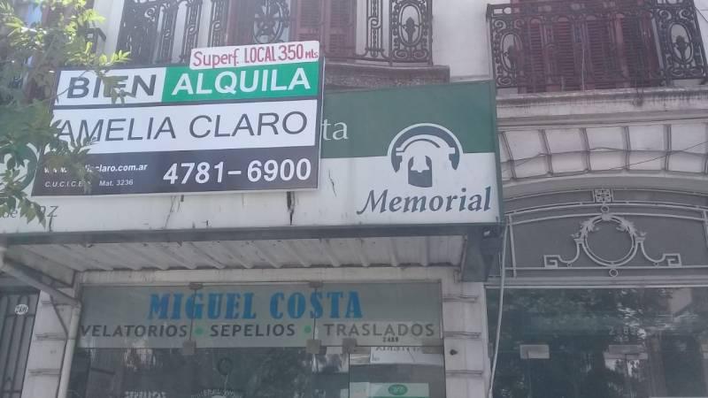 Foto Local en Alquiler en  Belgrano ,  Capital Federal  AV. CONGRESO al 2400