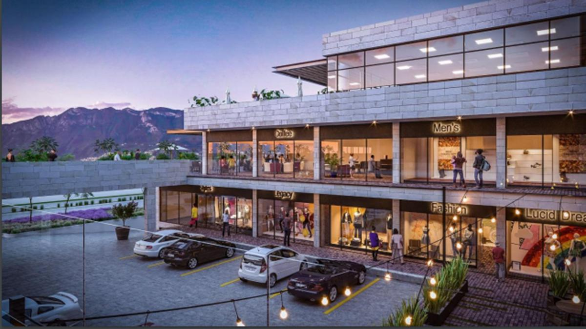 Foto Local en Renta en  La Rioja Privada Residencial 1era. Etapa,  Monterrey  LA RIOJA CARRETERA NACIONAL, MONTERREY N L