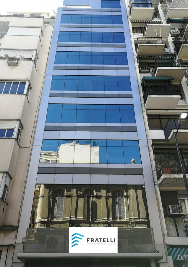 Foto Oficina en Alquiler en  Recoleta ,  Capital Federal  Parana al 1000