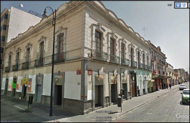 Alquiler de Casa estudio en Puebla Centro