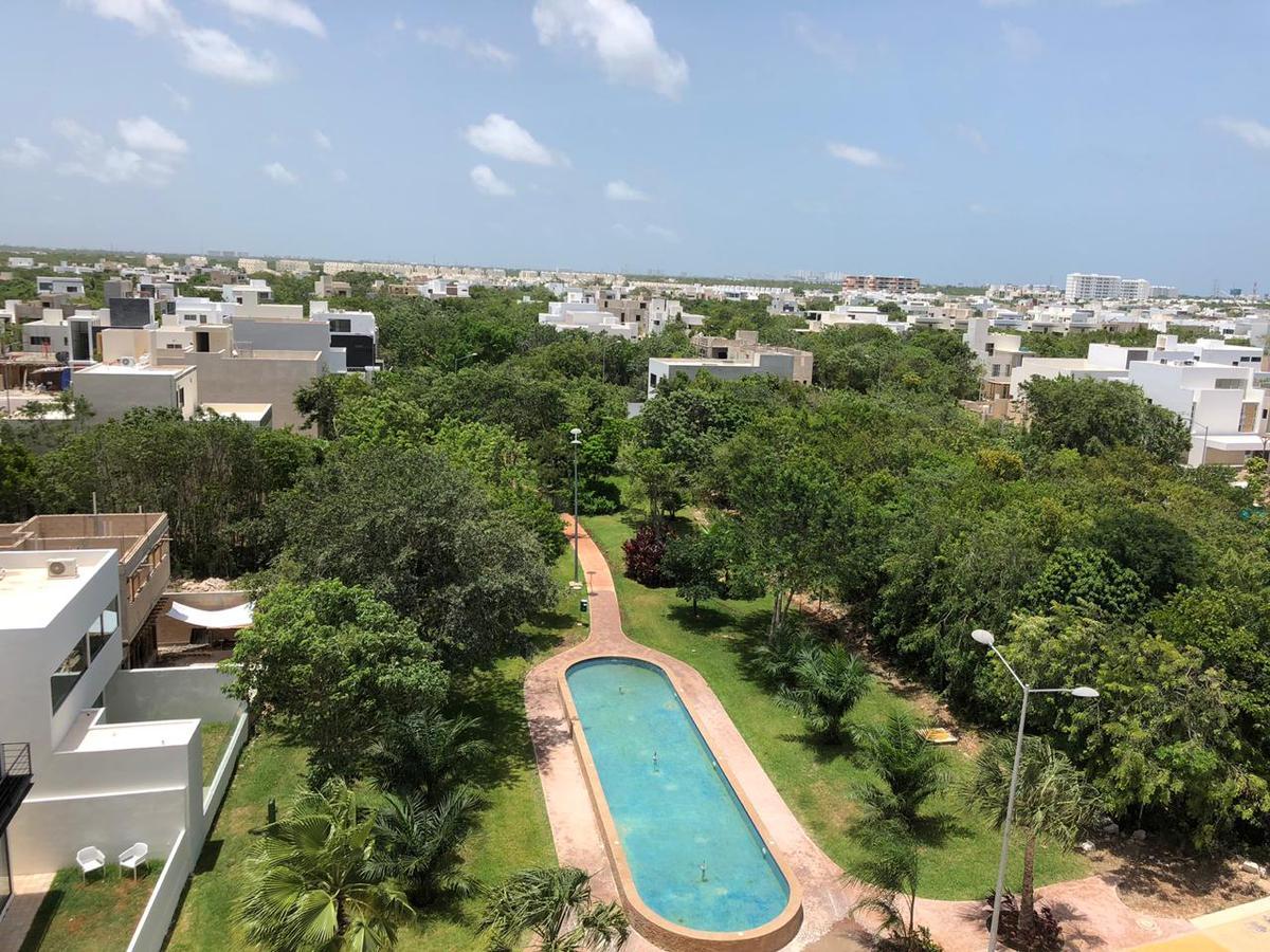 Foto Departamento en Venta | Renta en  Aqua,  Cancún  DEPARTAMENTO EN VENTA EN CANCUN EN RESIDENCIAL AQUA