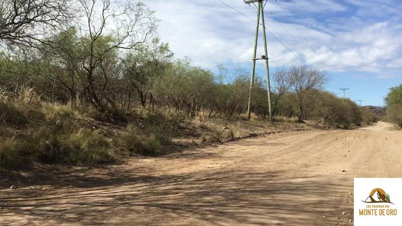 Foto Terreno en Venta en  San Fco Del Monte De Oro,  Ayacucho  San Fco del Monte de Oro Lote  4841 m2