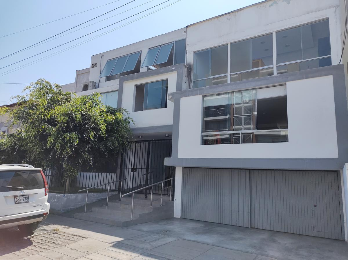 Foto Casa en Alquiler en  Surquillo,  Lima  Calle Las Gaviotas