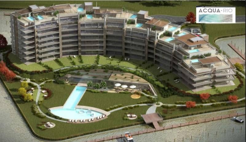Foto Departamento en Venta |  en  Nordelta,  Countries/B.Cerrado  Financiado planta baja con Jardín al Rio en Acqua Rio Nordelta !! al 100