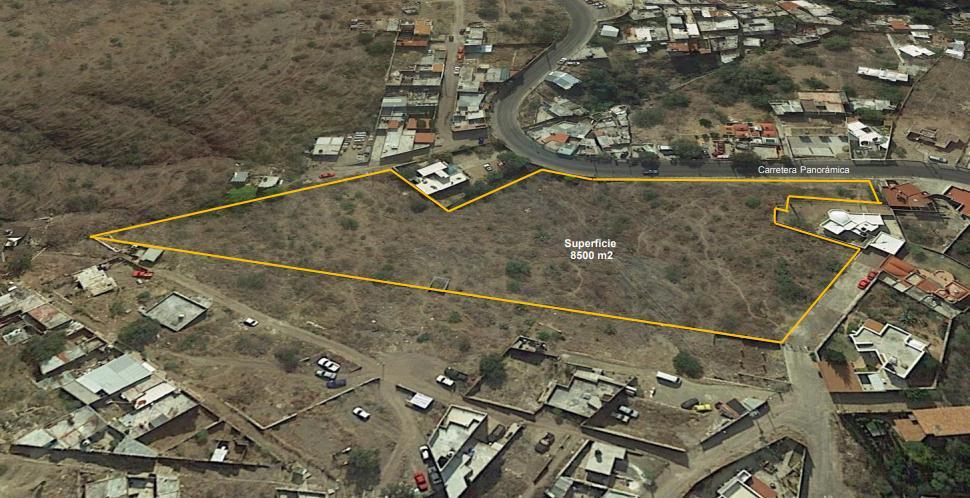 Foto Terreno en Venta en  Las Huertas,  Guanajuato  Terreno en  VENTA Panorámica s/n, tramo Calzada de Guadalupe-Prepa Oficial Oportunidad!!!