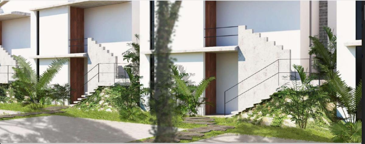 Foto Departamento en Renta en  Mérida ,  Yucatán  Departamento de 2 habitaciones en planta baja cerca carretera Progreso Merida