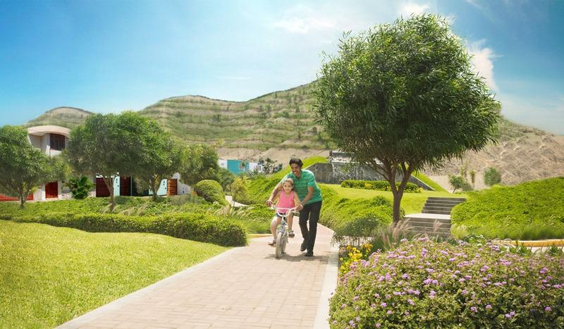 Foto Terreno en Venta en  Pachacamac,  Lima  Cond SanAntonio de Pachamacac