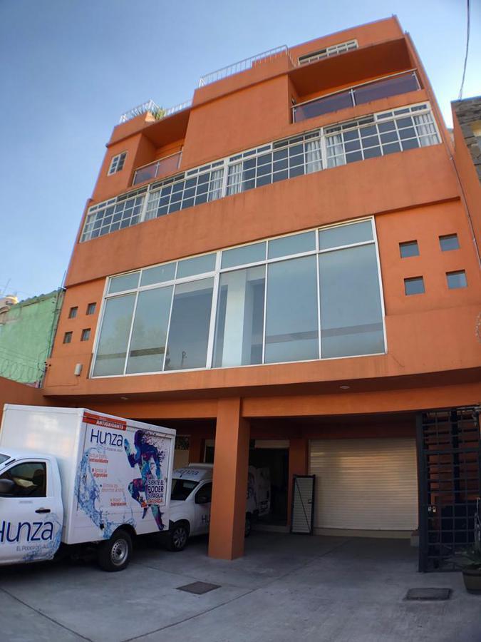 Foto Edificio Comercial en Venta en  Tizatlalli,  Metepec  ADOLFO LOPEZ MATEOS EDIFICIO
