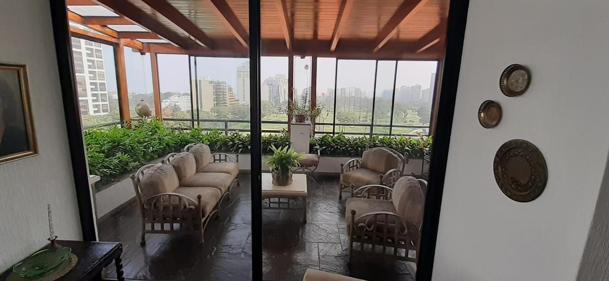 Foto Departamento en Alquiler en  San Isidro,  Lima  Calle CONDE DE LA MONCLOVA N°3XX, Dpto. 1103