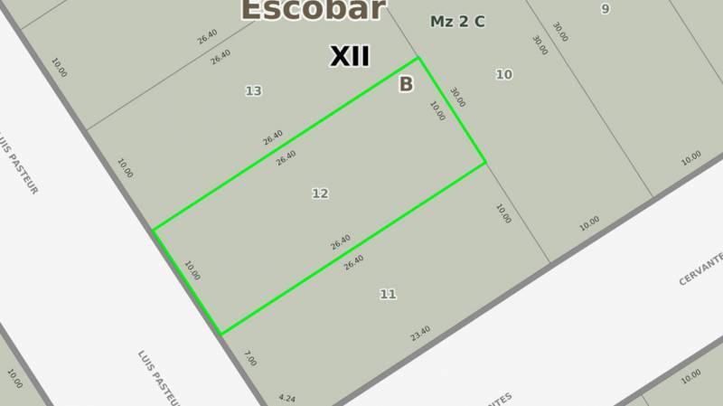 Foto Casa en Venta en  Belen De Escobar,  Escobar  LUIS PASTEUR 317
