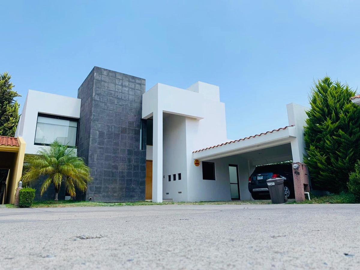 Foto Casa en Venta | Renta en  San Luis Potosí ,  San luis Potosí  CASA EN VENTA Y RENTA EN VILLANTIGUA, SAN LUIS POTOSI